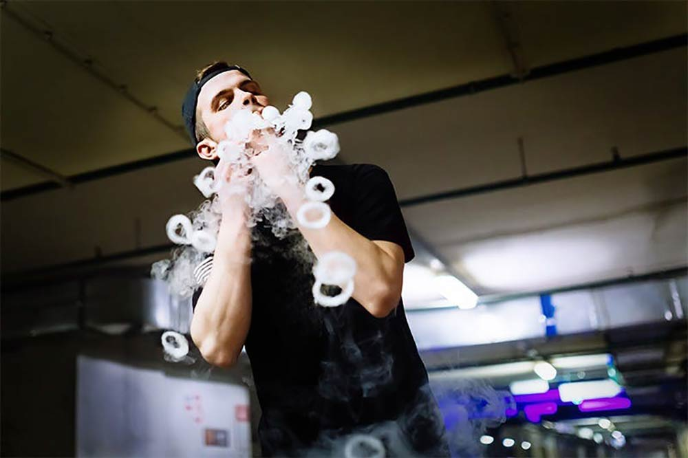 How to Make Smoke Rings: 11 Steps With Pictures and Video