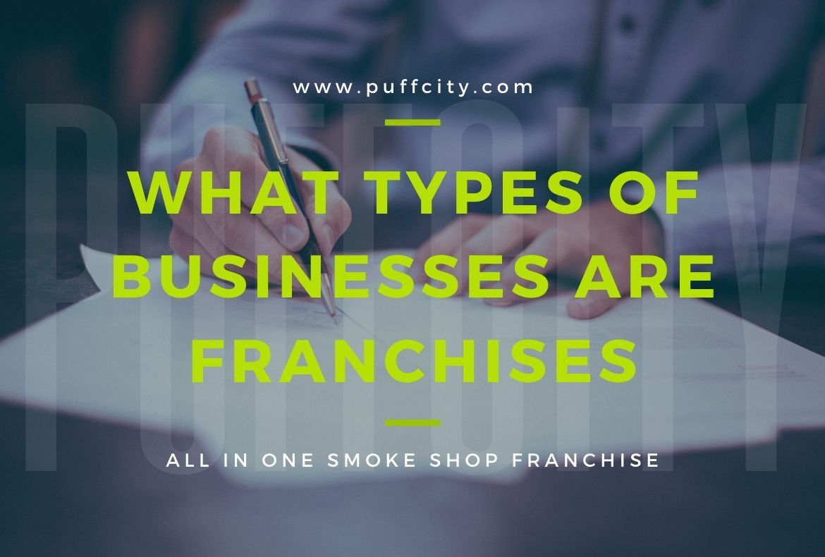 What Types of Businesses are Franchises